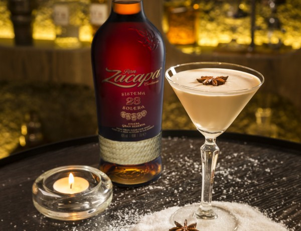 6 cocktails de Natal